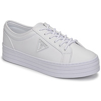 Schoenen Dames Lage sneakers Guess BHANIA Wit