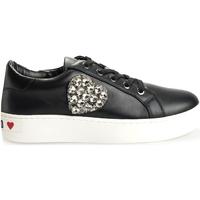 Schoenen Dames Lage sneakers Love Moschino  Zwart