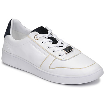 Schoenen Dames Lage sneakers Tommy Hilfiger PREMIUM COURT SNEAKER Wit