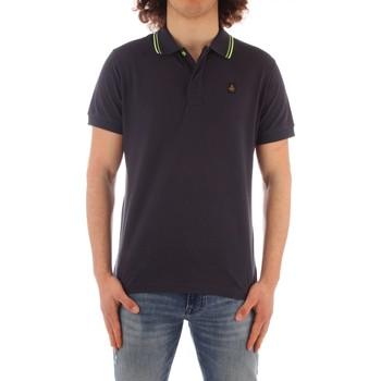 Textiel Heren Polo's korte mouwen Refrigiwear PX9032-T24000 BLUE