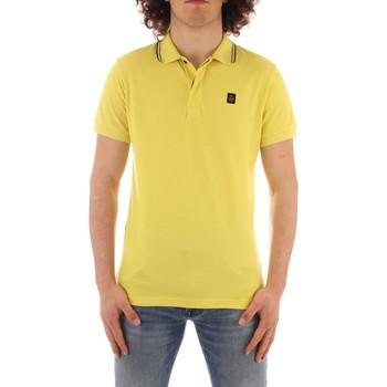 Textiel Heren Polo's korte mouwen Refrigiwear PX9032-T24000 GREEN
