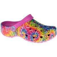 Schoenen Kinderen Klompen Skechers Heart Charmer Hyper Groove Multicolore