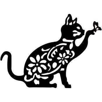 Wonen Schilderijen Signes Grimalt Muurornament Cat Negro
