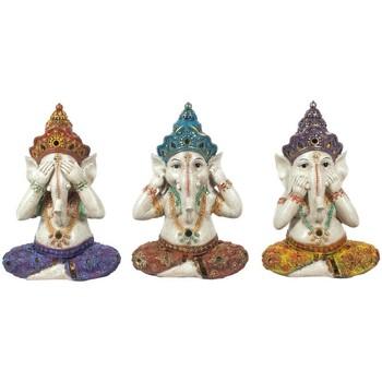 Wonen Beeldjes  Signes Grimalt Ganesha 3 September Units Multicolor