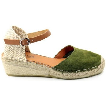 Schoenen Dames Espadrilles Fabiolas DAMES espadrille   604800 groen groen