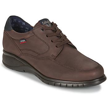 Schoenen Heren Derby CallagHan FREEMIND Zwart
