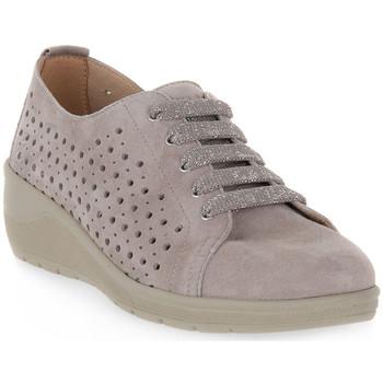 Schoenen Heren Leren slippers Grunland CORDA 68DAPE Beige