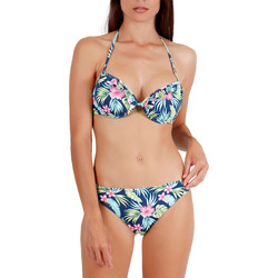 Textiel Dames Bikini Admas 2-delige push-up bikiniset Hawaii Blauw Marine