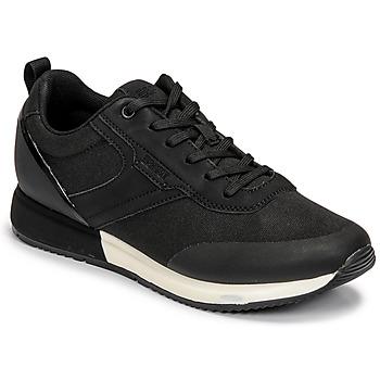 Schoenen Dames Lage sneakers Esprit HOULLILA Zwart