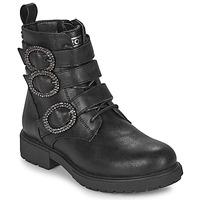 Schoenen Meisjes Laarzen Gioseppo GOUVY Zwart