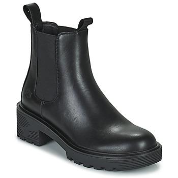 Schoenen Dames Laarzen Lumberjack RAMONE BEATLES Zwart