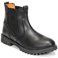 Schoenen Heren Laarzen Lumberjack RIVER BEATLES Zwart