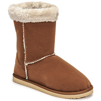 Schoenen Dames Sloffen Cool shoe GUARA Bruin