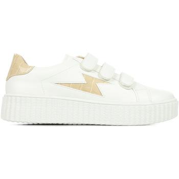 Schoenen Dames Lage sneakers Vanessa Wu Eclair Wit