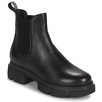 Schoenen Dames Laarzen IgI&CO DONNA VELAR Zwart