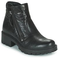 Schoenen Dames Hoge laarzen IgI&CO DONNA GIANNA Zwart