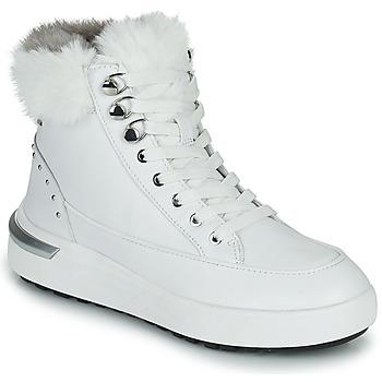 Schoenen Dames Snowboots Geox DALYLA Wit