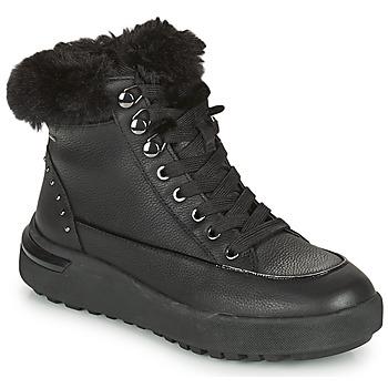 Schoenen Dames Snowboots Geox DALYLA Zwart