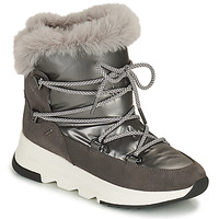 Schoenen Dames Snowboots Geox FALENA ABX Grijs