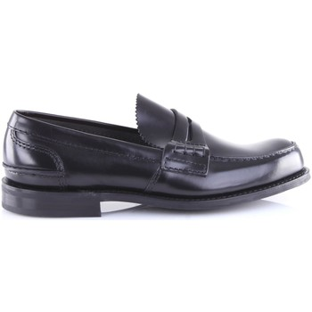 Schoenen Heren Mocassins Church's TUNBRIDGE Black