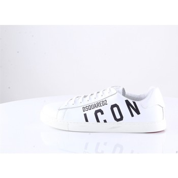 Schoenen Heren Lage sneakers Dsquared SNM000501503204 White