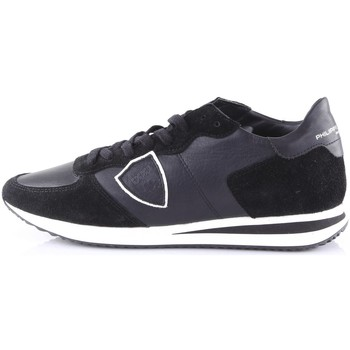 Schoenen Heren Lage sneakers Philippe Model TZLU6004 Black