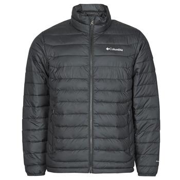 Textiel Heren Dons gevoerde jassen Columbia POWDER LITE JACKET Zwart