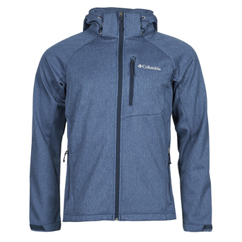 Textiel Heren Wind jackets Columbia CASCADE RIDGE II SOFTSHELL Marine