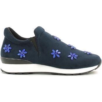 Schoenen Kinderen Instappers Holalà HS040001S Blauw