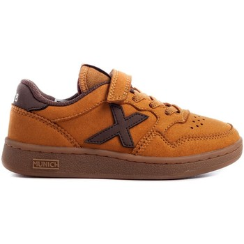 Schoenen Kinderen Lage sneakers Munich copy of ARROW KID VCO 18 1442018 Bruin