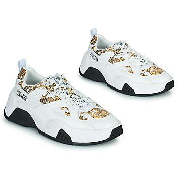 Schoenen Dames Lage sneakers Versace Jeans Couture FELINA Wit / Print / Barok