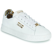 Schoenen Dames Lage sneakers Versace Jeans Couture REMO Wit