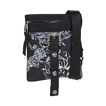Tassen Heren Tasjes / Handtasjes Versace Jeans Couture CHIRO Zwart / Print