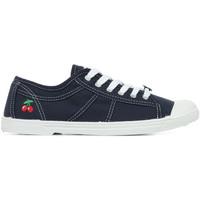 Schoenen Dames Lage sneakers Le Temps des Cerises Basic Blauw