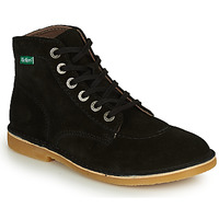 Schoenen Dames Laarzen Kickers ORILEGEND Zwart