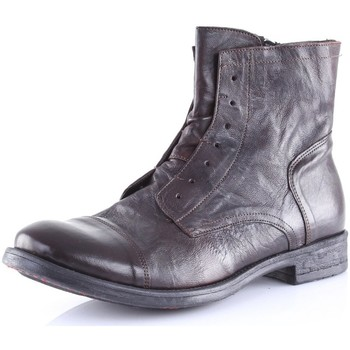 Schoenen Heren Laarzen Pawelk's 19842RODEO Brown