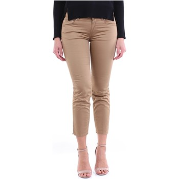 Textiel Dames Chino's Dondup DP405RS0986D Beige