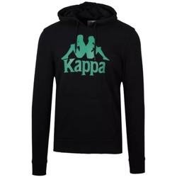 Textiel Heren Trainings jassen Kappa Authentic Zimim Noir