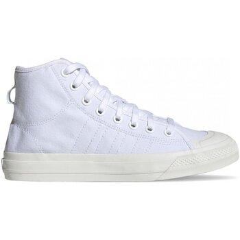 Schoenen Heren Hoge sneakers adidas Originals Nizza Hi RF EF1885 Wit