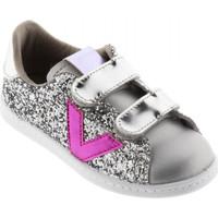 Schoenen Kinderen Lage sneakers Victoria 1125266 Zilver
