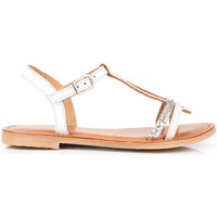 Schoenen Meisjes Sandalen / Open schoenen Les Tropéziennes par M Belarbi Bada Zilver
