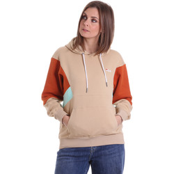 Textiel Dames Sweaters / Sweatshirts Fila 687921 Beige