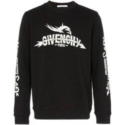 Textiel Heren Sweaters / Sweatshirts Givenchy BM700L30AF Zwart