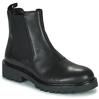 Schoenen Dames Laarzen Vagabond Shoemakers KENOVA Zwart