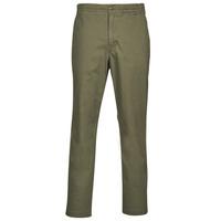 Textiel Heren 5 zakken broeken Polo Ralph Lauren ALLINE Kaki