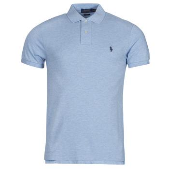 Textiel Heren Polo's korte mouwen Polo Ralph Lauren DOLINAR Blauw