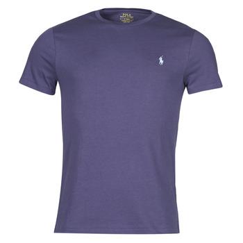 Textiel Heren T-shirts korte mouwen Polo Ralph Lauren OLITA Blauw