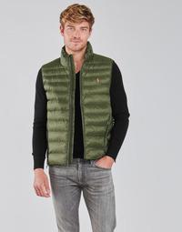 Textiel Heren Dons gevoerde jassen Polo Ralph Lauren PEROLINA Kaki