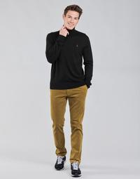 Textiel Heren 5 zakken broeken Polo Ralph Lauren RETOMBA Beige