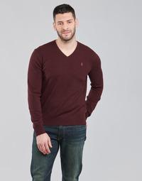 Textiel Heren Truien Polo Ralph Lauren SOLIMMA Bordeau